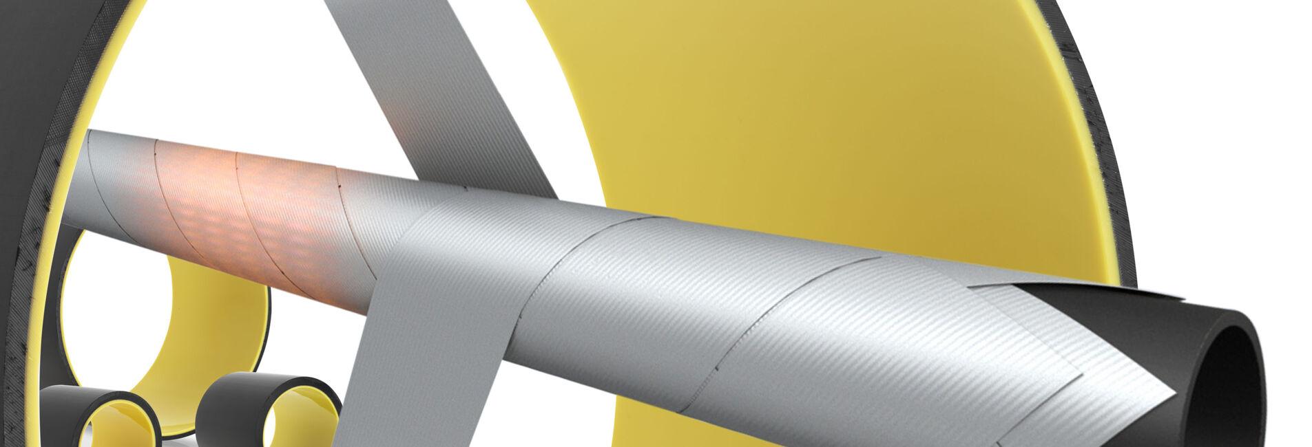 Hochleistungsrohre für die Öl- und Gasindustrie