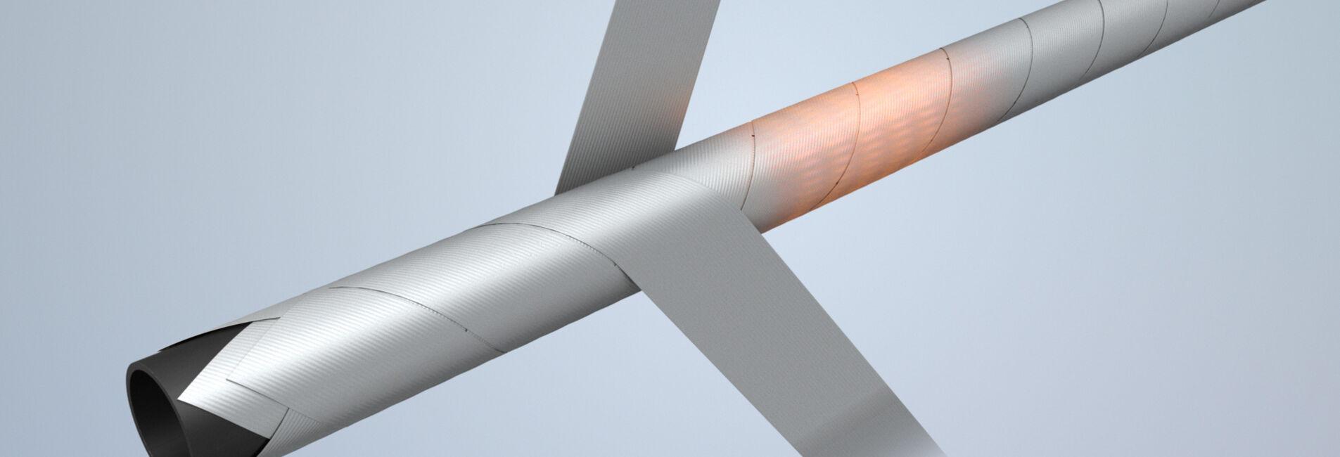 Zukunftsweisende Technologie für Hochleistungsrohre
