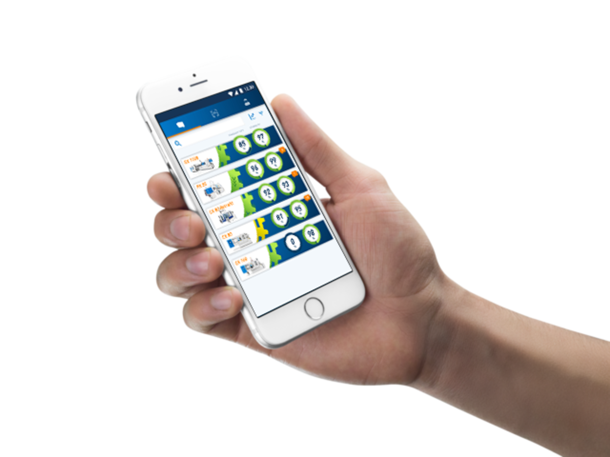 Die socialProduction-App