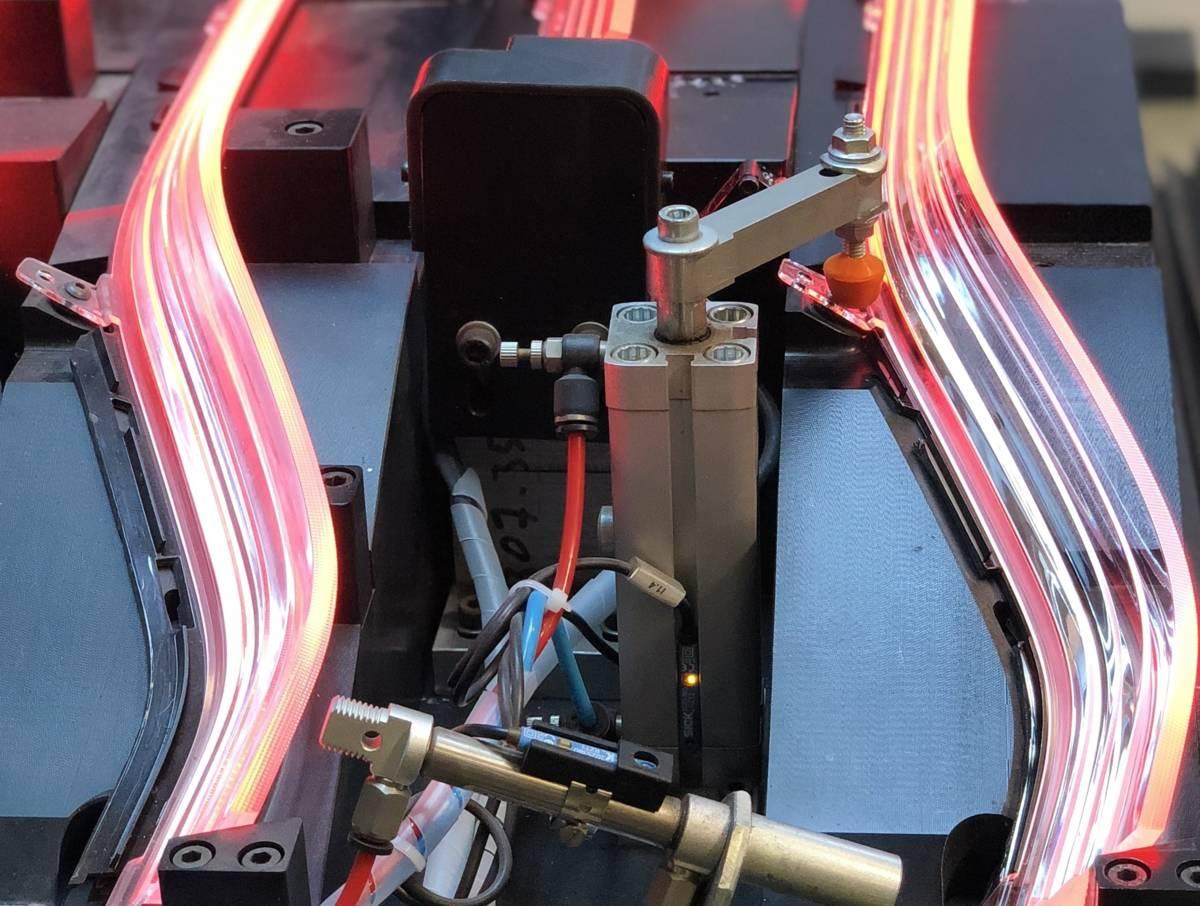 Lichtleisten z.B. für LED-Scheinwerfer