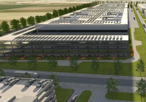 KraussMaffei lays foundation stone for new company premises in Laatzen