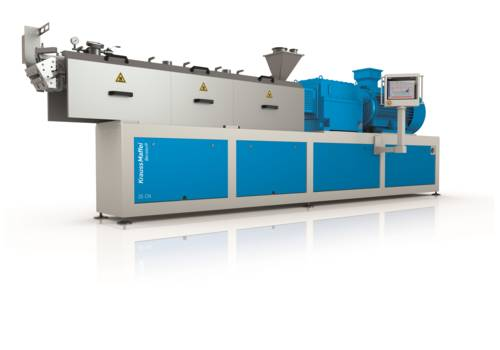 New ZE-CN generation of twin-screw extruders