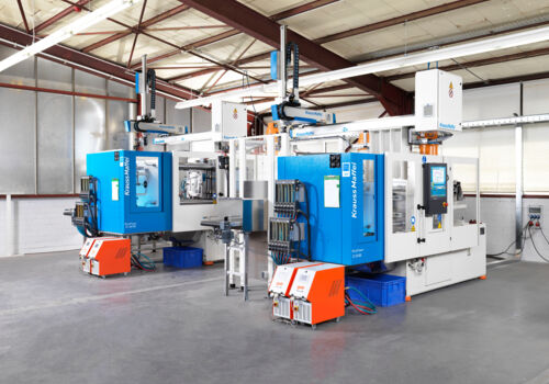 Black Forest cabinetmaker's successful transition into injection molding production