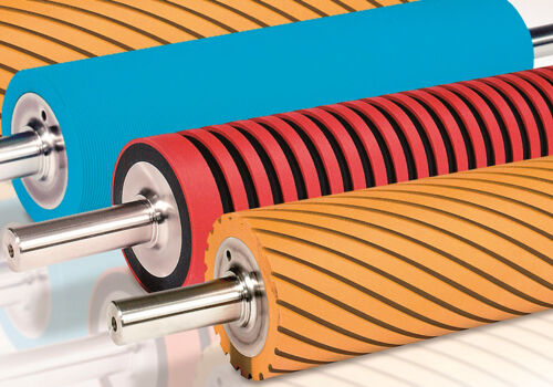 Roll coating, easy and safe