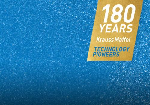 Technologiefeuerwerk zum 180. Geburtstag