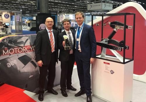 KraussMaffei wins the JEC Award 2018