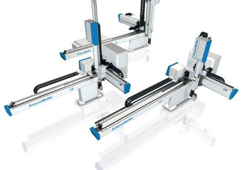 Die neuen LRX-Kleinroboter