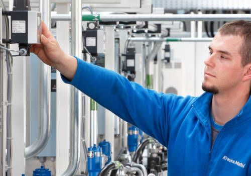 Optimize your PUR temperature control and daily tank now