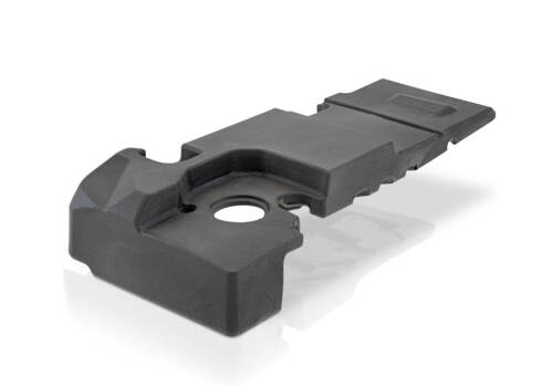 Expandable graphite in PUR