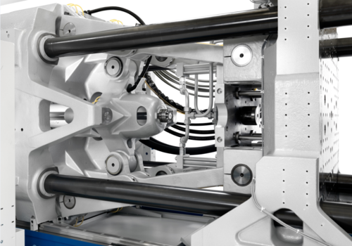High-speed machine with durability