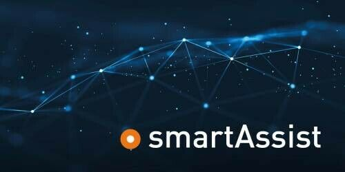 smartAssist overcomes borders